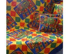 1000 images about plaids dessus de lit akka cr ation boutique indienne on pinterest plaid. Black Bedroom Furniture Sets. Home Design Ideas