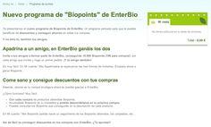 Biopoints from www.enterbio.es