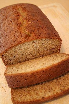 Easy Banana Bread recipe   BigOven.... A must try.  Always looking for a great banana bread recipe!