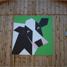 Try these Eleven recommendations all regarding Barn Quilt Designs, Barn Quilt Patterns, Quilting Designs, Cow Pattern, Pattern Blocks, Cow Craft, Painted Barn Quilts, Barn Wood Signs, Barn Art
