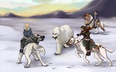 Life is really hectic for me right now. I'm working on finishing up stuff. Wanted to do something for myself to warm up and wound up making it into my initiation pic for TsulaTribe and get Falkor s...