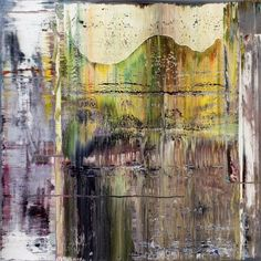Gerhard Richter | Abstracts | Haggadah » 895-10 | 2006