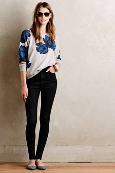 Hynes High-Rise Skinny Jeans by Alexa Chung for AG