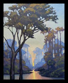 hawkins travel / painting blog: NEW Workshop April 14th-16th. Three days. Three pa...