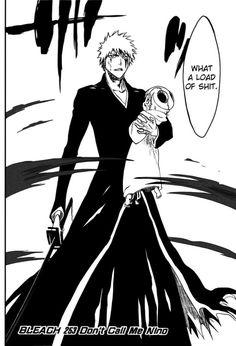 Ichigo and Nel