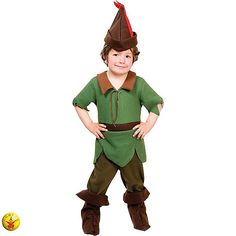 Disfraz de Robin Hood #disfraces #infantil #carnaval