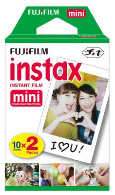 I ONLY HAVE 1 PACK OF FILM LEFT.... I NEEDZ MORE *TEARS* I'M RUNNING OUT :( Amazon.com : Fujifilm Instax Mini Twin Pack Instant Film : Photographic Film : Camera & Photo
