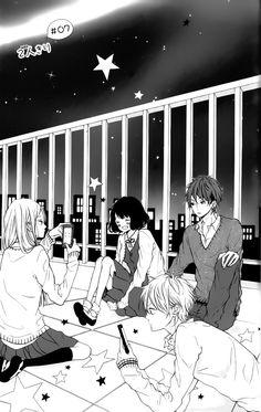 Honey (MEGURO Amu) / OnlyShoujo is my life!