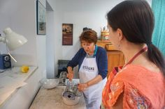Learning to Cook the Italian Way with Ristomama in Rome! :http://www.weegypsygirl.com/italian-cooking-class-rome-ristomama/