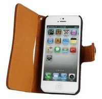 sell Leather Case For Apple Iphone 5 5S Mobile Phone Case Phone Cover www.aliexpress.com/store/900494