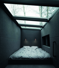 skyroof could be nice. except tt super hot there n with glass might be greenhouse effect (super hot). but jz getting idea