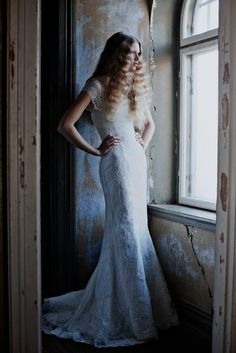 Beautiful mermaid gown