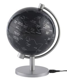 Take a look at this Stars & Constellations 5'' Illuminated Globe by Round World on #zulily today!