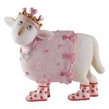 Border Fine Arts Ewe and Me Figurine - Belle - A22084 - New