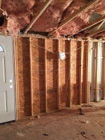 Framing and Subfloor Repairs for a Mobile Home Renovation.