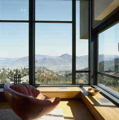 Canadian designer D'Arcy Jones, designed the Mosewich House in Kamloops, BC, Canada.