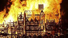 Londen herdacht in september 2016 de Grote Brand van 1666 met een 120 meter lange houten maquette van de historische stad, die op een drijvend vlot op de rivier Thames in brand werd gestoken. In de Britse hoofdstad In Londen vonden tussen 30 augustus en 4 september 2016 festiviteiten plaats in het kader van de 350e verjaardag van de Grote Brand van Londen.
