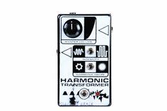 Death By Audio Harmonic Transformer Fuzz