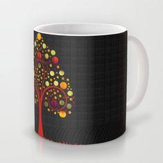 Tree of life Mug by Viviana González - $16.00