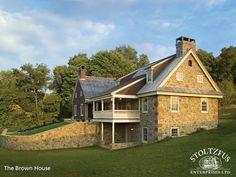 The Brown House » Olde Bulltown VillageOlde Bulltown Village