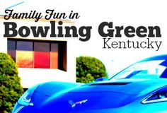 Planning a road trip to Bowling Green, Kentucky? Here are some ideas and recommendations of things to do in the area. via The Traveling Praters