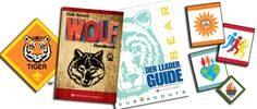 The new Cub Scout program is coming. Use these high-res Cub Scout graphics and logos to update your handouts, PowerPoint presentations and web pages. Cub Scouts Wolf, Tiger Scouts, Girl Scouts, Cub Scout Activities, Activities For Boys, Scouts Of America, Scout Camping, New Program, Scout Leader