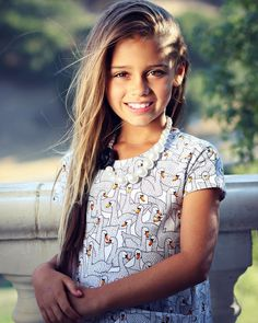 Liv and willow ( Beauty Tips For Teens, Beauty Hacks Video, Little Girl Models, Child Models, Sweet Potatoes For Dogs, Young Models, Beautiful Children, Have A Great Day, Kids Fashion