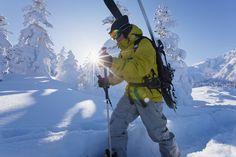 Suomessa sää on kova, mutta ey:läinen selviää kovistakin tilanteista! #EYFinland, #Rekry, #Tyopaikat #Suomi