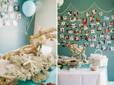 Emilee's Fun Mermaid Themed Birthday Party | The Little Umbrella