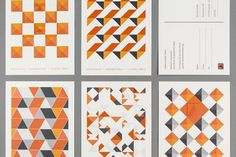 Schinko Mailing by Letitia Lehner, via Behance