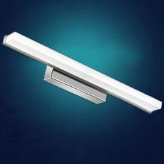 9W 40CM Modern Wall Mounted LED Bathroom Mirror Wall Lamp