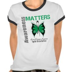Liver Disease Awareness Matters Shirt by www.fightlikeagirlgiftshop.com  #LiverCancer #LiverCancerawareness #LiverCancershirts #cancerawareness