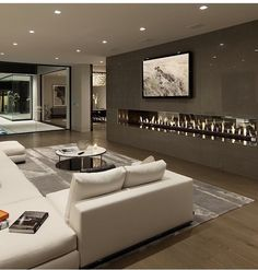 43 Modern Glam Living Room Decorating Ideas 43 Modern Glam Living Room Decorating Modern Glam Living Room Decorating IdeasThere are various design trends to pick from in re Glam Living Room, Living Room Lighting, Living Room Modern, Living Room Designs, Living Room Decor, Living Rooms, Cozy Living, Living Area, Fireplace Design