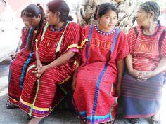 Mujeres mayas en Guatemala