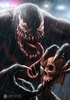Venom by Jon Siva