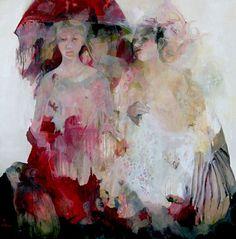 Mujeres Pintoras: Françoise de Felice
