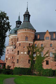 Gripsholm Castle, Mariefred, Sweden