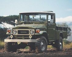 J45 Pick up - Toyota Land Cruiser Workers