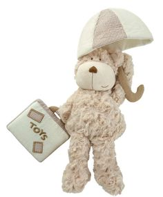 Once Upon a Time - Musical Toy Crumble Bear