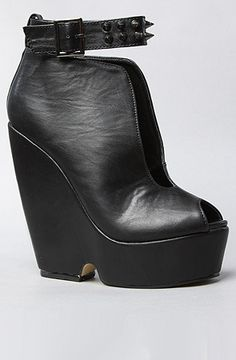 *Sole Boutique The Debra Shoe in Black, Save 20% off your order with Rep Code: PAMM6
