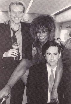 with tina turner Heaven 17, Ike Turner, Cultural, Rock N Roll, Acting, Hip Hop, Nostalgia, Abs, Romantic
