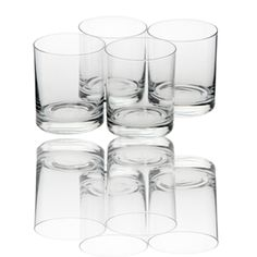 Ravenscroft Crystal Classic Double Old Fashioned - Set of 4