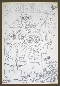 Coloriage du mois d 39 avril coloriage enfant pinterest - Petit quick coloriage ...