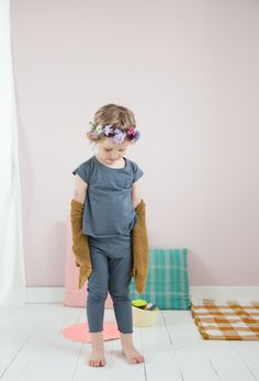 ledansla - i love babies dressed in uncluttered clothes in soft fabrics. so huggable:)