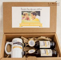 Lola Wonderful_Blog: Cervezas personalizadas: detalles de boda y packs de regalo