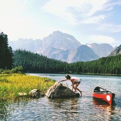 Canoe ll dsghoffman Adventure Awaits, Adventure Travel, Trekking, Escape, Surf, Canoe And Kayak, Outdoor Life, Outdoor Travel, Go Outside