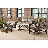 Ty Pennington Style Buckingham 4 Piece Cushion Seating Set Http Www Sears