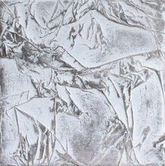 Mischtechniken - Abstrakt auf Leinwand 10x10 cm - ein Designerstück von Maltopf bei DaWanda