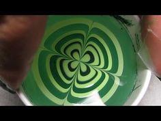 leaf water marble