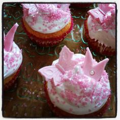 Party cup-cakes